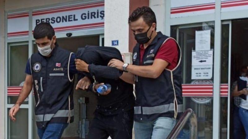 Nazilli'de incir hırsızları tutuklandı
