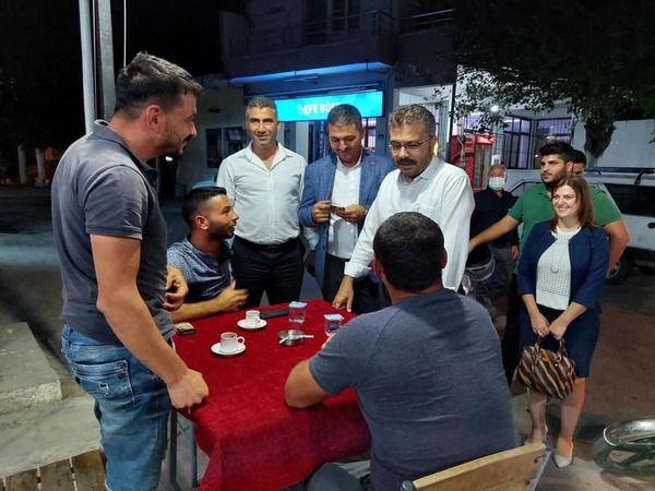 AK Partili Celbek'ten Millet Bahçesi ve TOKİ müjdesi