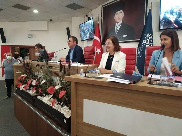 Büyükşehir Meclisi gerçekleşti