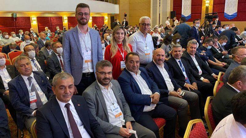 AK Parti Aydın Balıkesir'de