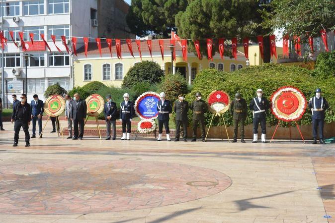 Aydın'da Gaziler Günü kutlandı