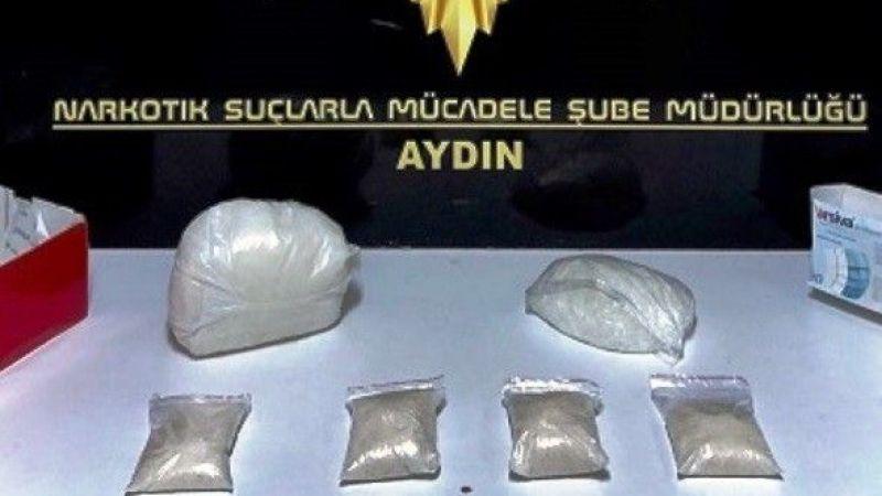 Aydın'da uyuşturucuyla sıkı mücadele