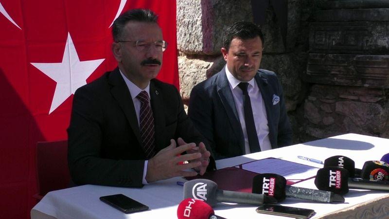 Aydın'da valilikten kazı çalışmalarına rekor destek