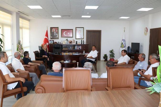 AK Partili Çankırı Bozdoğan'da