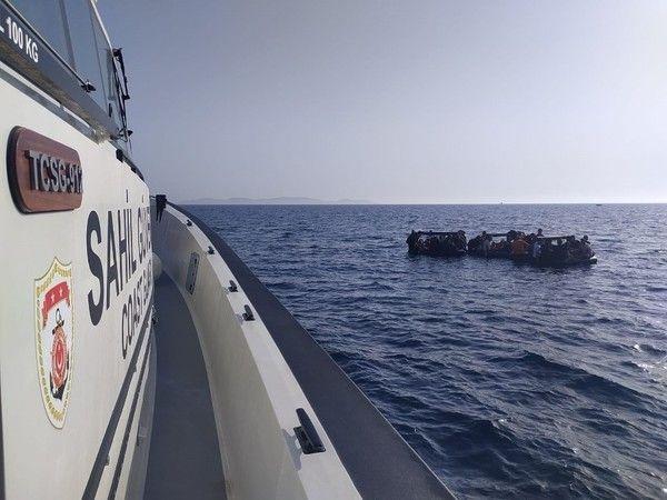 Aydın'da düzensiz göçmen operasyonu