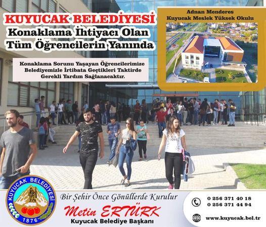 Bir destek de Başkan Ertürk'ten
