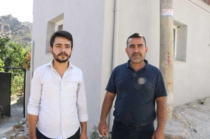 Nazilli'de imam evi yenilendi