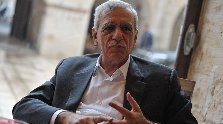 """""""PKK'yı güçlendirmek için HDP'yi ön plana sürüyorlar"""""""