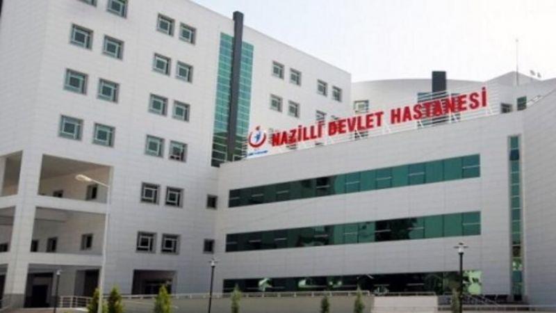 İş bilmez ASKİ, Nazilli Devlet Hastanesi'nin altyapısını bozdu