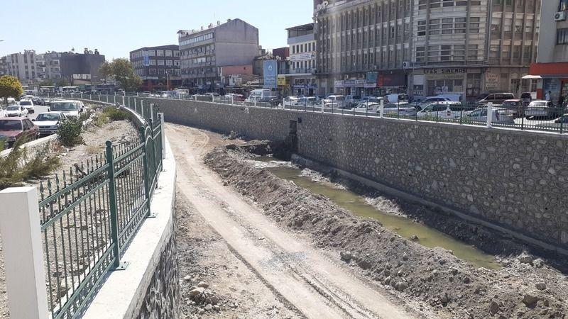 Söke Çayı'nda köprülerin kurulacağı yerler belli oldu