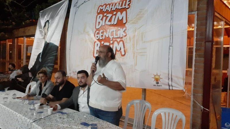 AK Parti Aydın Sökeli gençlerle buluştu