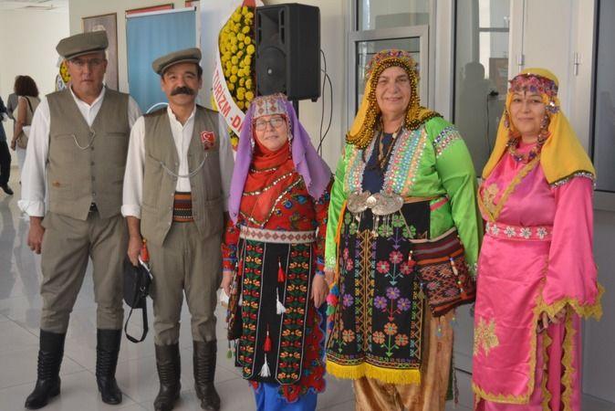 Aydın'da Kahraman Türk Kadınları Defilesi