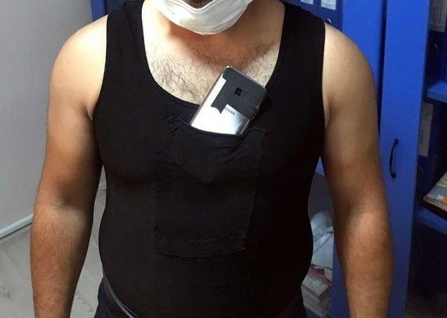 Aydın'da kopya girişimine polis engeli