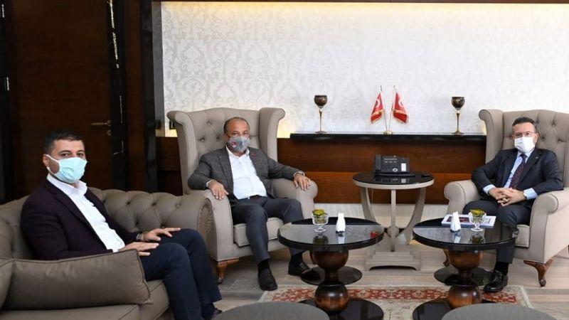 Vali Aksoy ve AK Partili Yavuz Acarlar Hali için devreye girdi