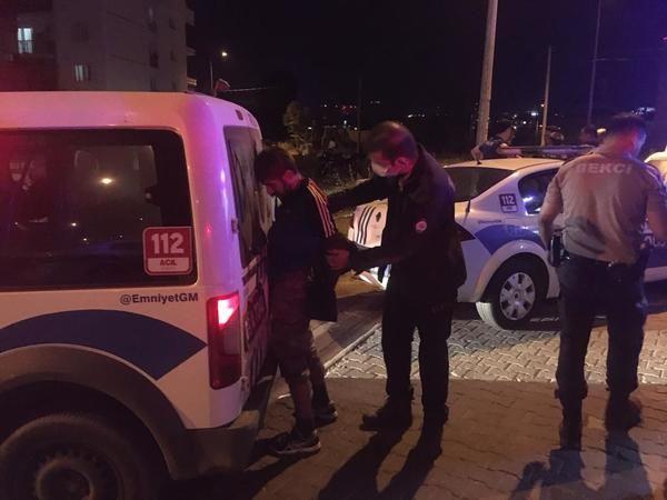 Aydın'da film sahnelerini aratmayan kovalamaca