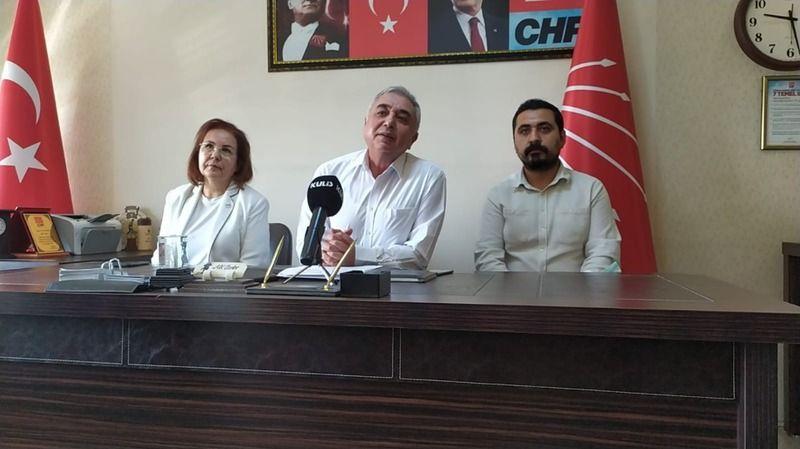 CHP'li Çankır, HDP'nin anayasada değişiklik talebi hakkında konuştu