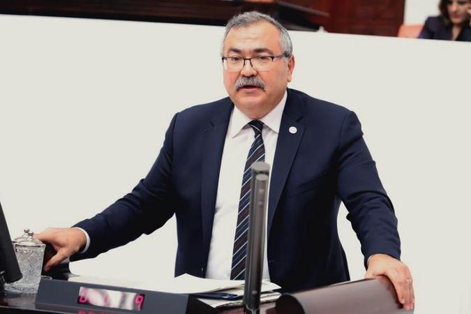 Rektör Aldemir'den CHP'li Bülbül'e tepki