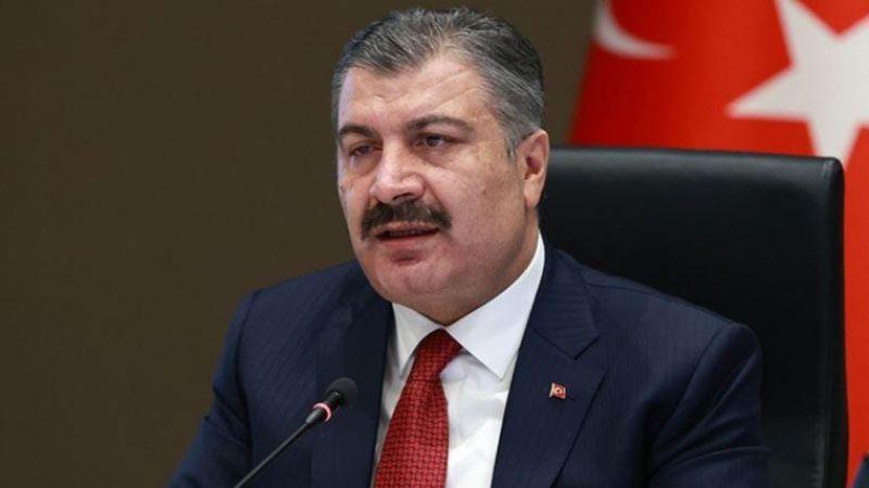 Bakan Koca'dan kritik Turkovac çağrısı