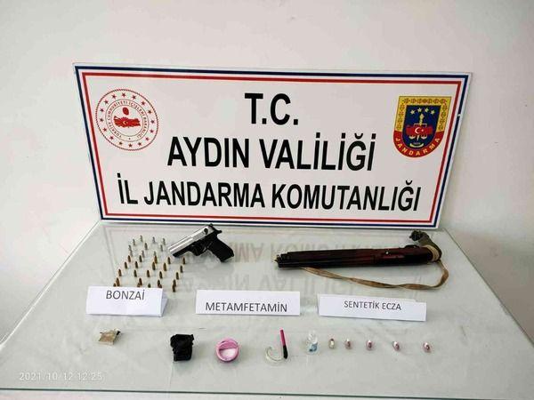 Didim'deki uyuşturucu operasyonunda yeni gelişme