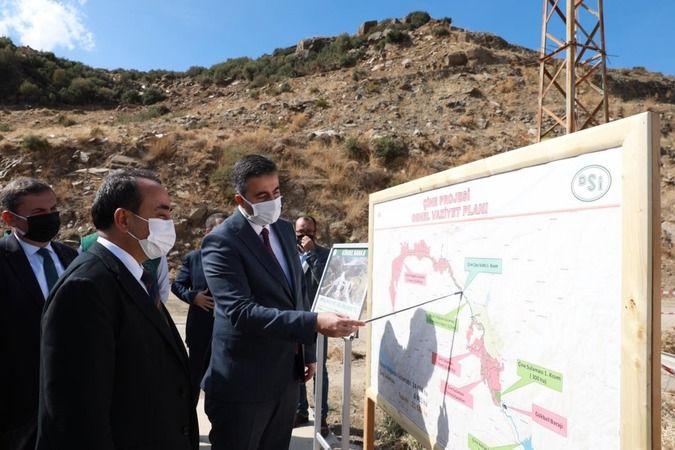 Bakan Yardımcısı Özkaldı'dan Aydın'a ziyaret
