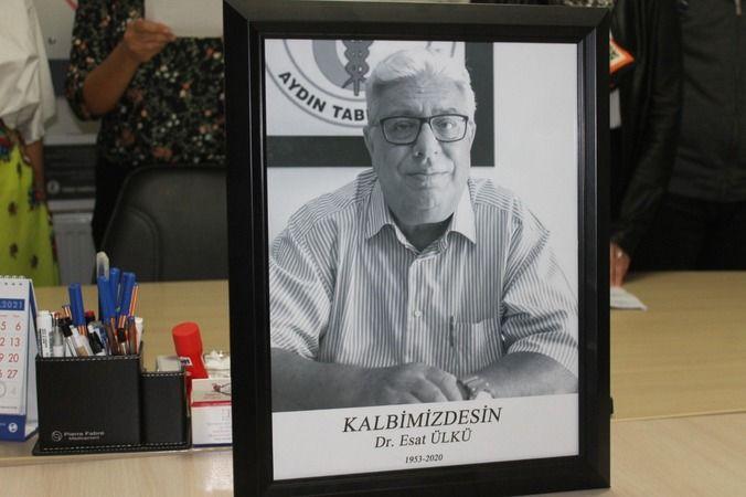 Aydın'da Dr. Esat Ülkü için anma töreni