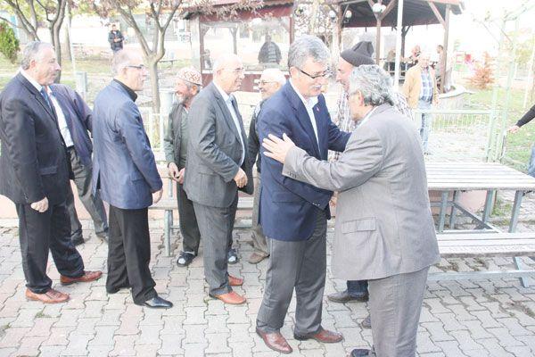 AKP Gölcük teşkilatı Hamidiye'deydi