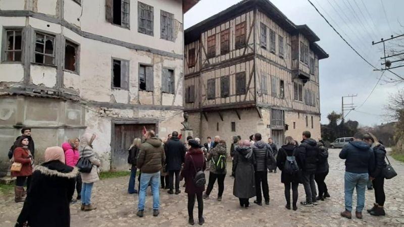 Kocaeli Gazeteciler Cemiyeti 'KOGACE' Safranbolu'da ile ilgili görsel sonucu