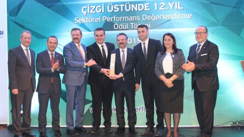 KSO'da Büyük Ödül, Genmacs ve Mustafa Nevzat İlaç'ın