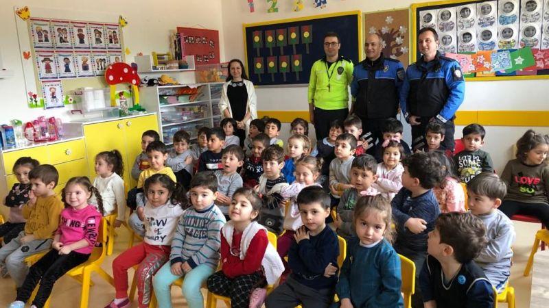 Minik Yürekler Güvende Projesi ile 4 bin 758 öğrenci bilgilendi