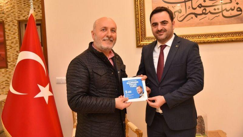 AK Parti Başiskele İlçe Kongresi 1 Mart'ta: İlk Davet Özlü'ye