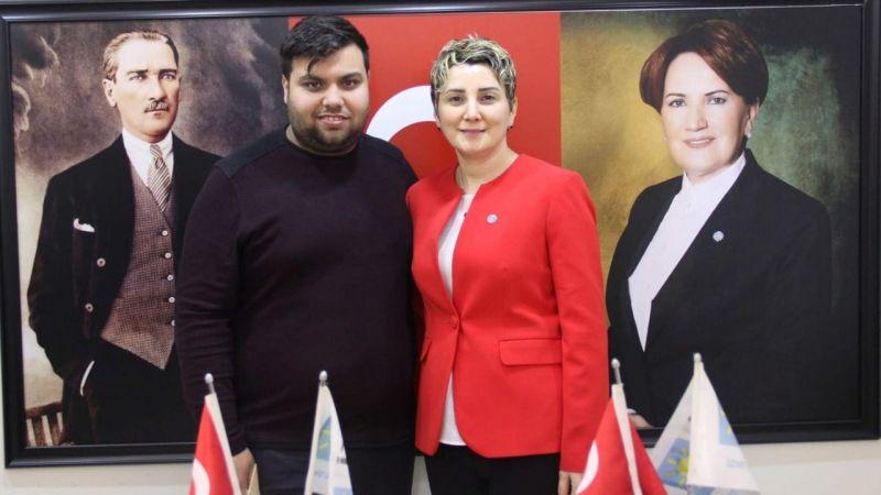 İYİ Parti İzmit Gençlik Kolları Başkanlığı'na yeni atama
