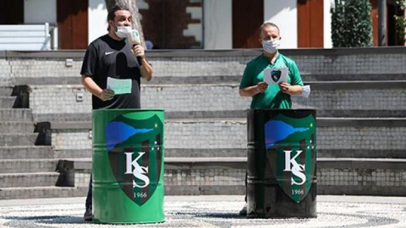Kocaelispor bilgi yarışması başlıyor