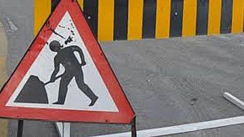Araç sürücülerinin dikkatine! Bu yol trafiğe kapatılacak