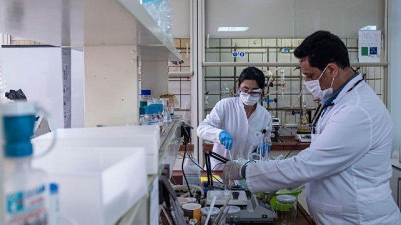 Korona tedavisinde kullanılacak ilacın üretimi 'resmen' başladı