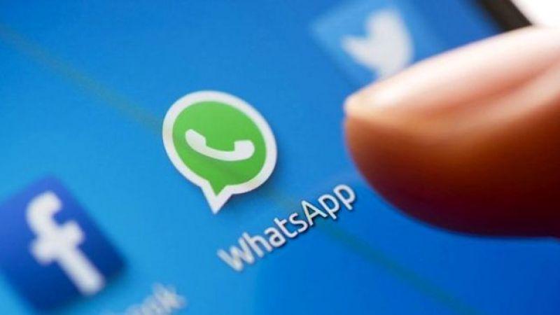 Popüler uygulama Whatsapp çöktü