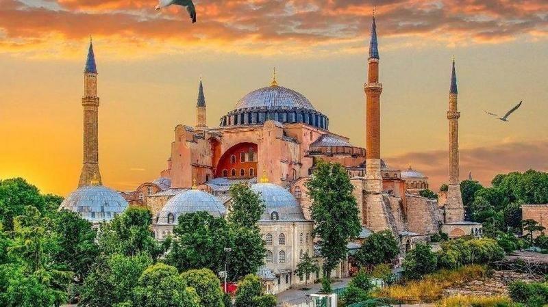 Ayasofya'da ilk cuma namazı programı belli oldu