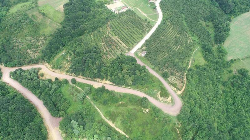Bu yol, İzmit'in iki köyünü yakınlaştıracak