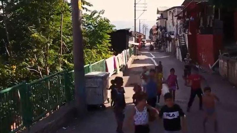 İzmit Serdar Mahallesi'nde rap klip