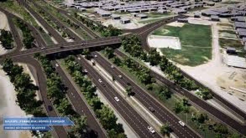 Büyükşehir'den 12 kilometrelik yeni yol