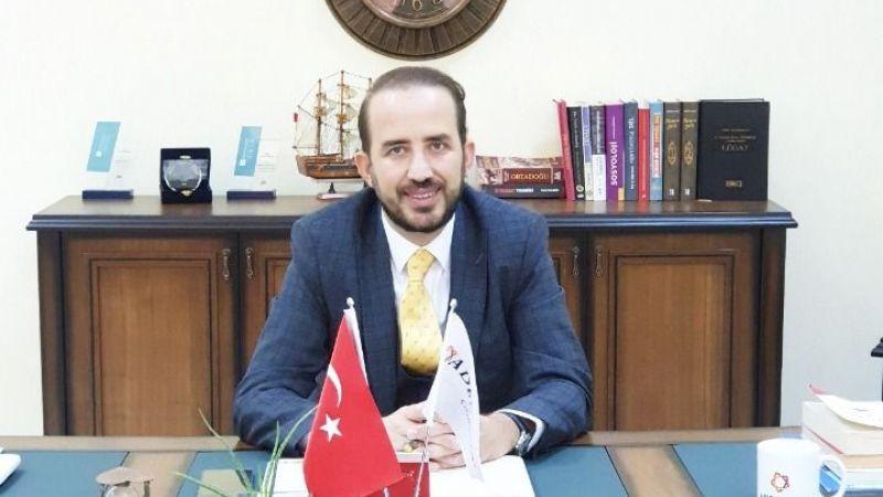 KOBİ'nin gündemini  Serkan Seyhan belirliyor!