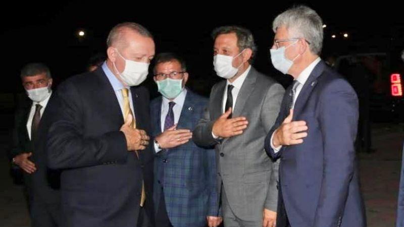 Yeni olan her şey AK Parti'de