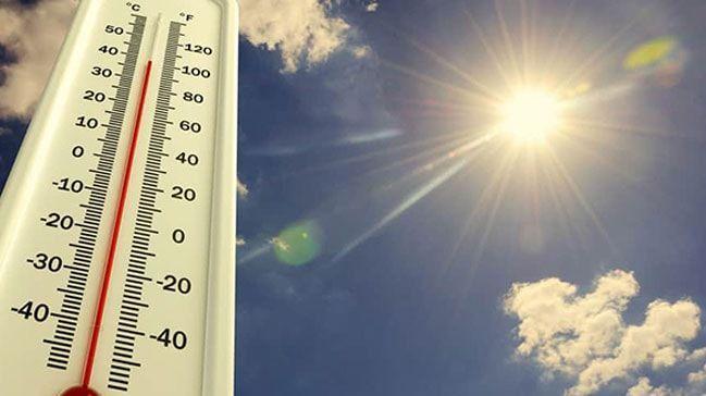Sıcak havalara devam