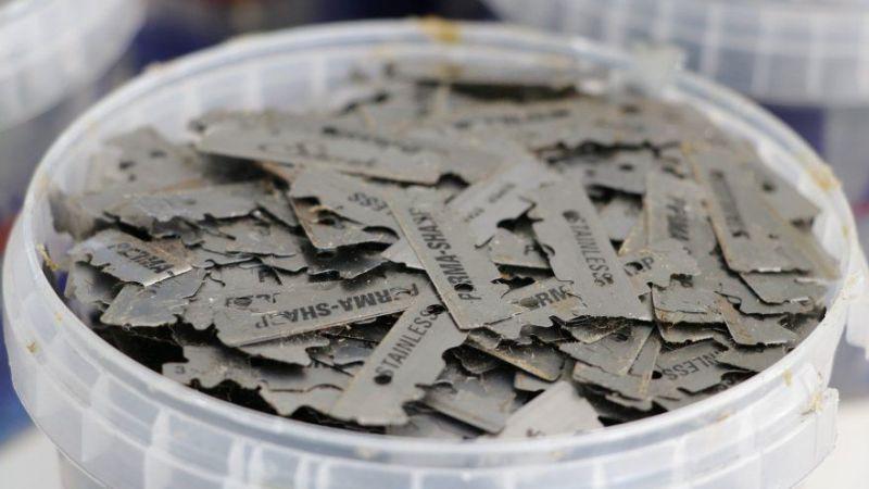 Darıca'da jiletler artık çöpe atılmayacak