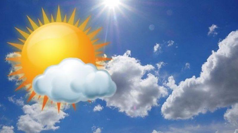Hafta sonu güneşli hava