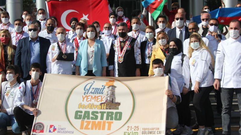 Yemek Festivali Gastro İzmit başladı