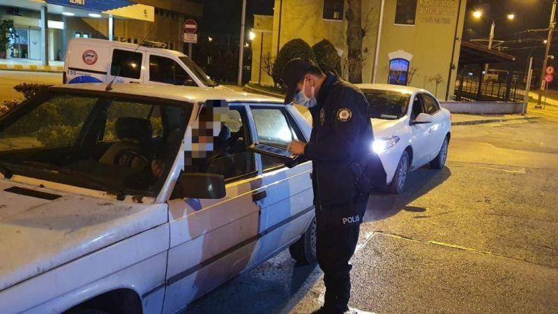 Kovid-19 tedbirlerine uymayan 241 kişiye para cezası
