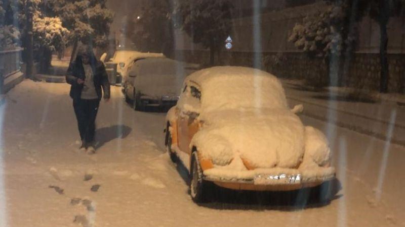 Yoğun kar yağışı devam edecek