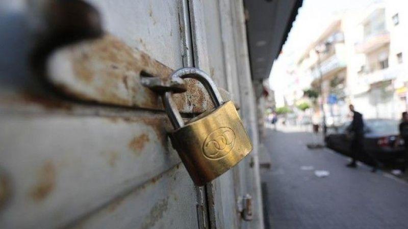 Kocaeli'de 2020 yılında 2 bin 547 işyeri kepenk kapadı