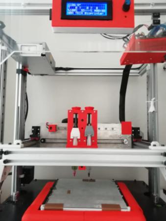Gebze Teknik Üniversitesi'nde 3D biyoyazıcı geliştirildi