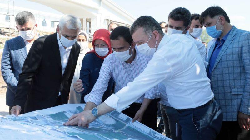 Büyükakın açıkladı: Kocaeli'de 2021 yılında 470 milyon lira yatırım yapılacak